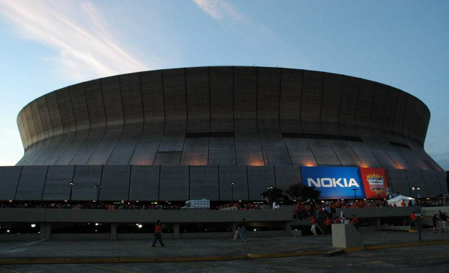 New orleans super dome - 3 5