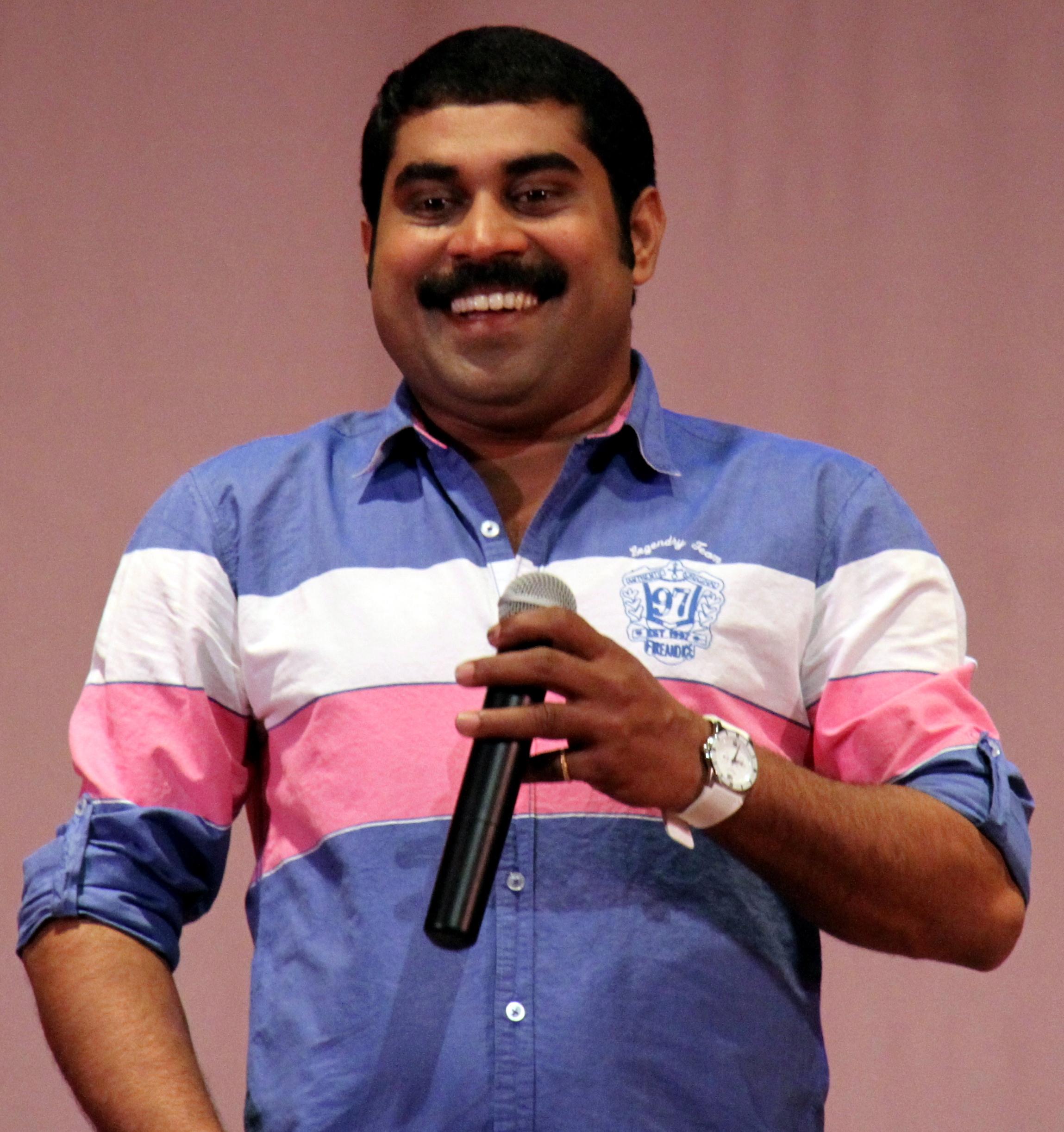 Suraj Venjaramoodu - Wikipedia