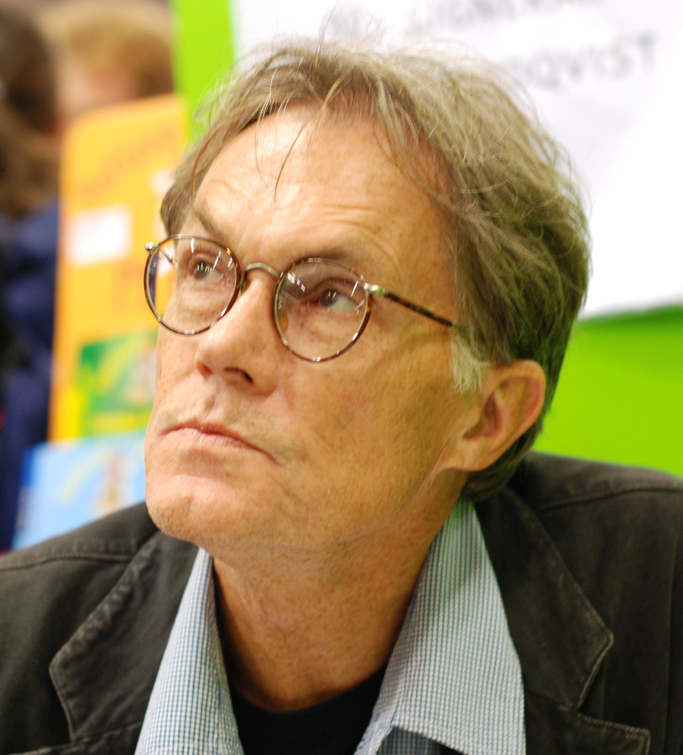 Sven Nordqvist at the [[Gothenburg Book Fair]] 2010.