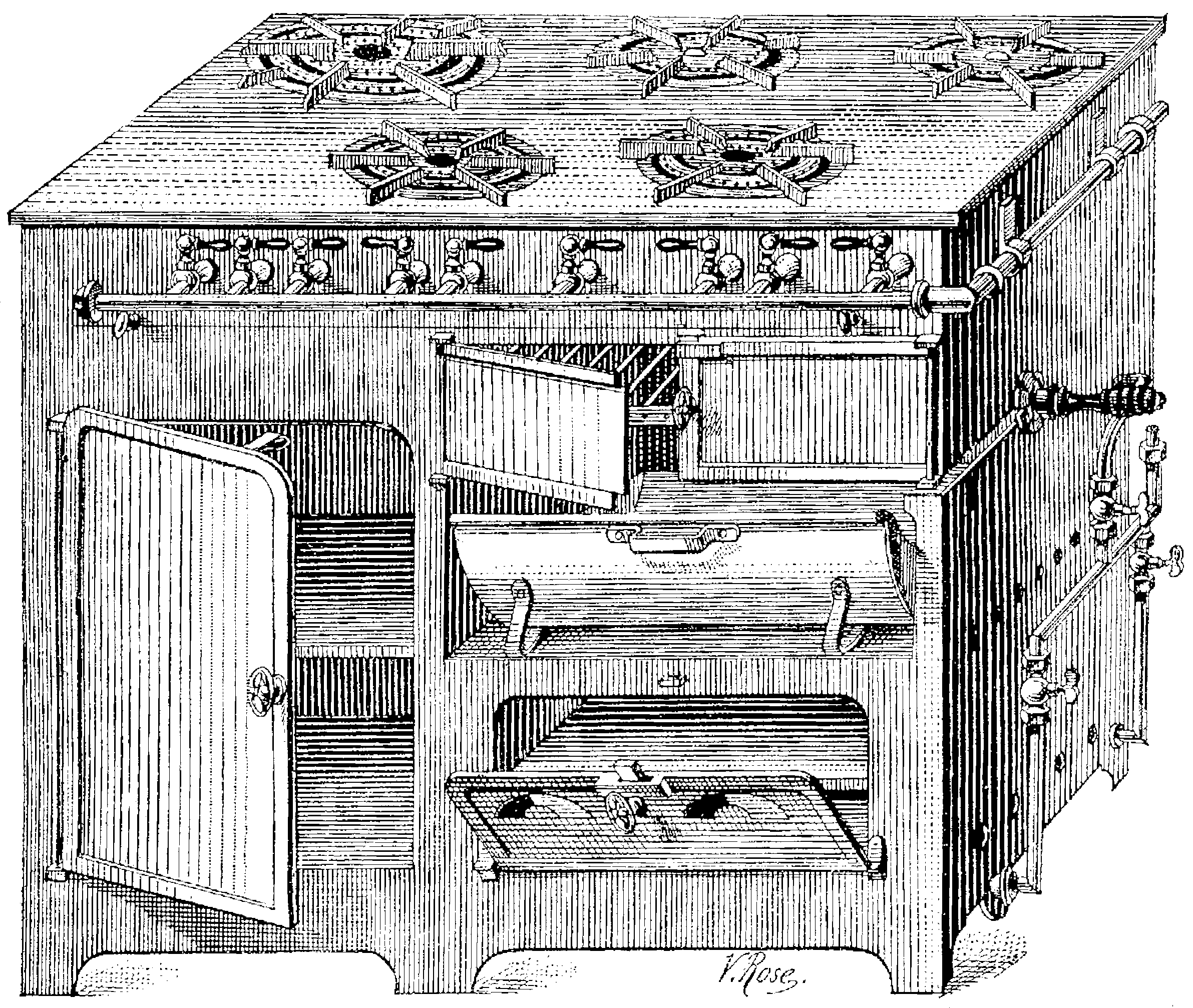 file t6 d551 fig 413 cuisini re au gaz petit mod wikimedia commons. Black Bedroom Furniture Sets. Home Design Ideas