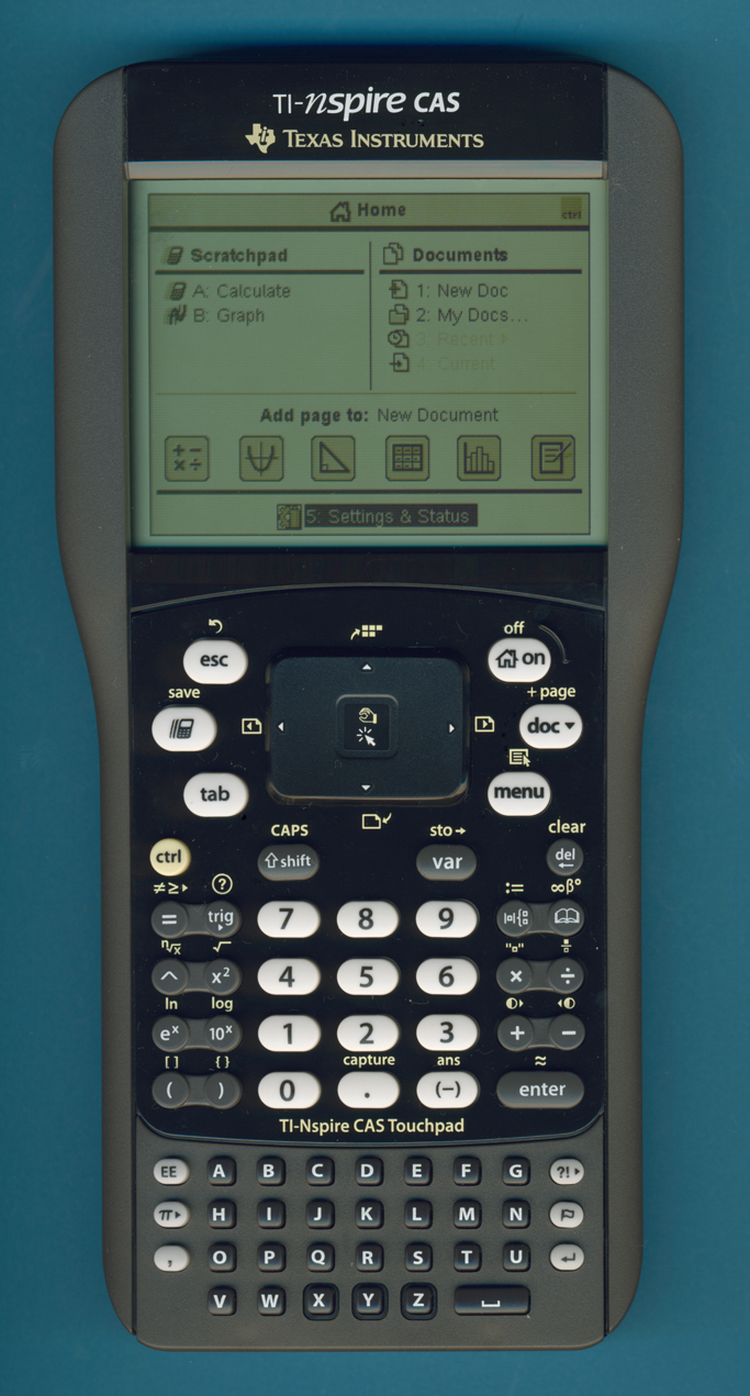 File:TI-Nspire CAS Touchpad JPG - Wikimedia Commons