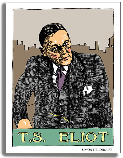 eliot essays poetry criticism Ts eliot module b essay user description: an essay written for module b, critical study of texts literature poetry eliot family new criticism t s eliot journey of the magi the hollow men hd thomas stearns eliot this is an essay / project.