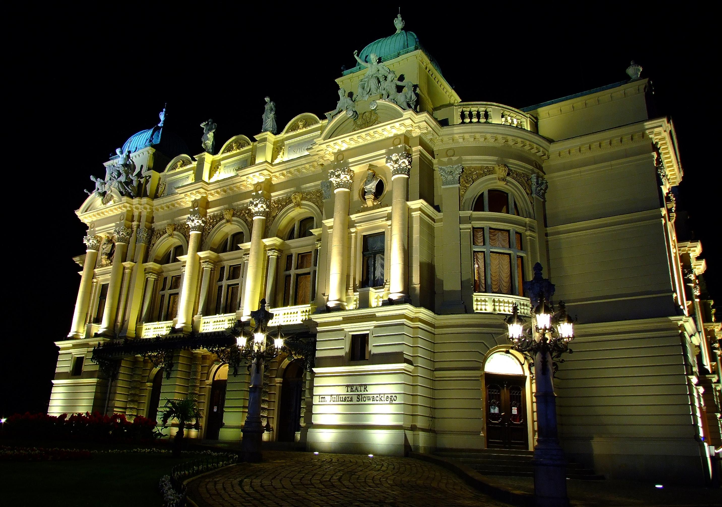 Fileteatr Im Juliusza Słowackiego W Krakowie3jpg