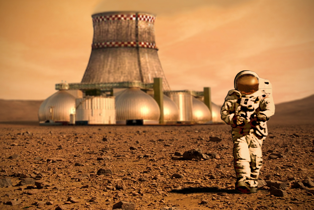 Mars Colony Concept