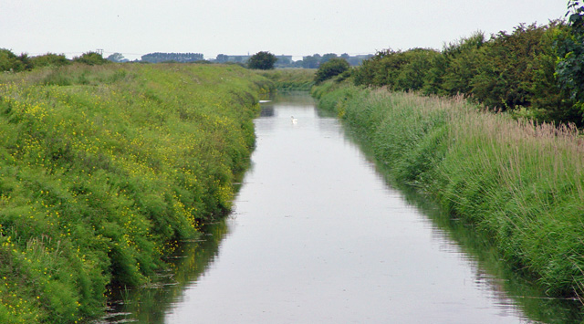 The Louth Canal - geograph.org.uk - 856046