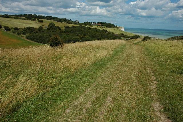 The Saxon Shore Way - geograph.org.uk - 1408797