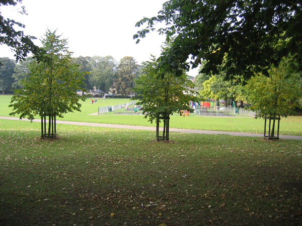The recreation ground and bandstand, Haverhill, Suffolk - geograph.org.uk - 63262