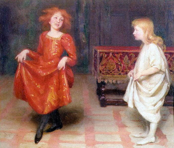 File:Thomas Cooper Gotch TheDancingLesson.jpg