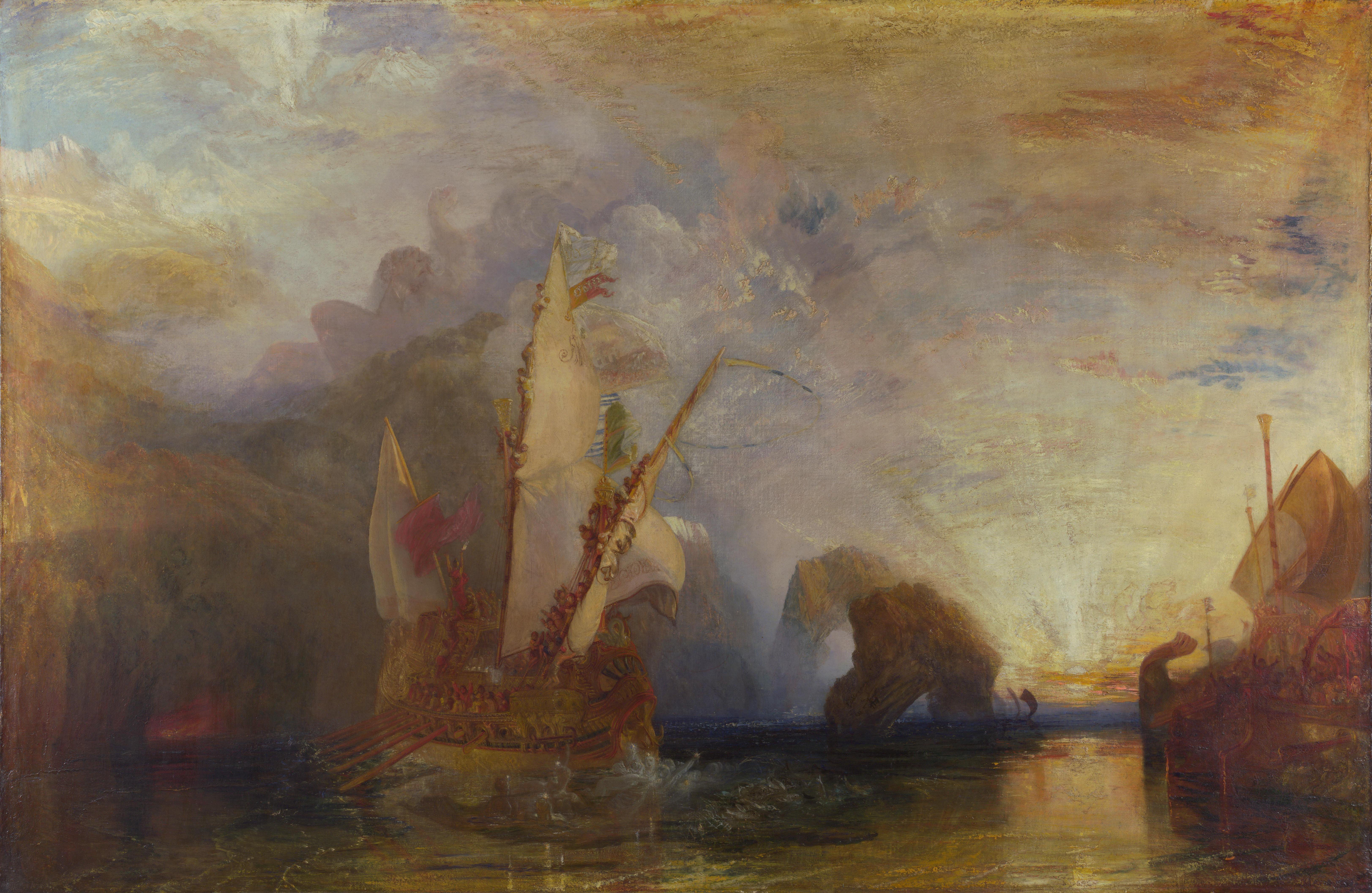 Turner - Ulysses deriding Polyphemus 1829.jpg