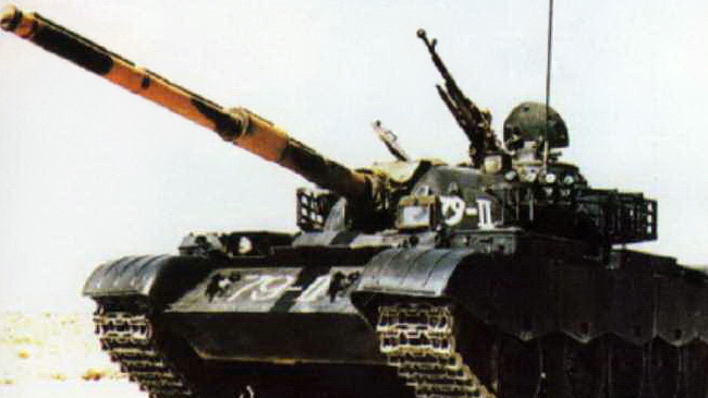 Type 69 Wz 121 Main Battle Tank: Type 69/79 Main Battle Tank
