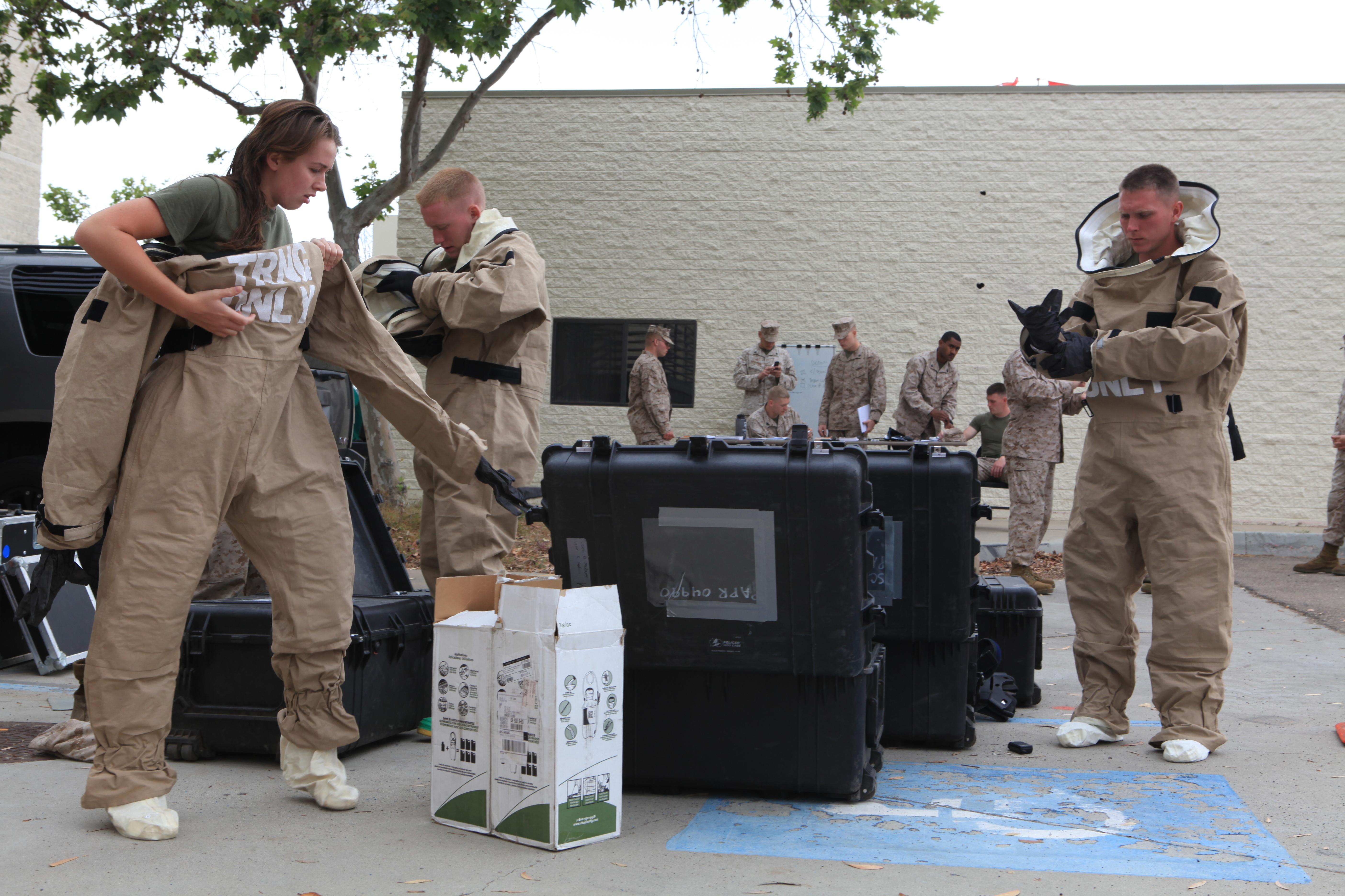File U S Marine Corps Chemical Biological Radiological