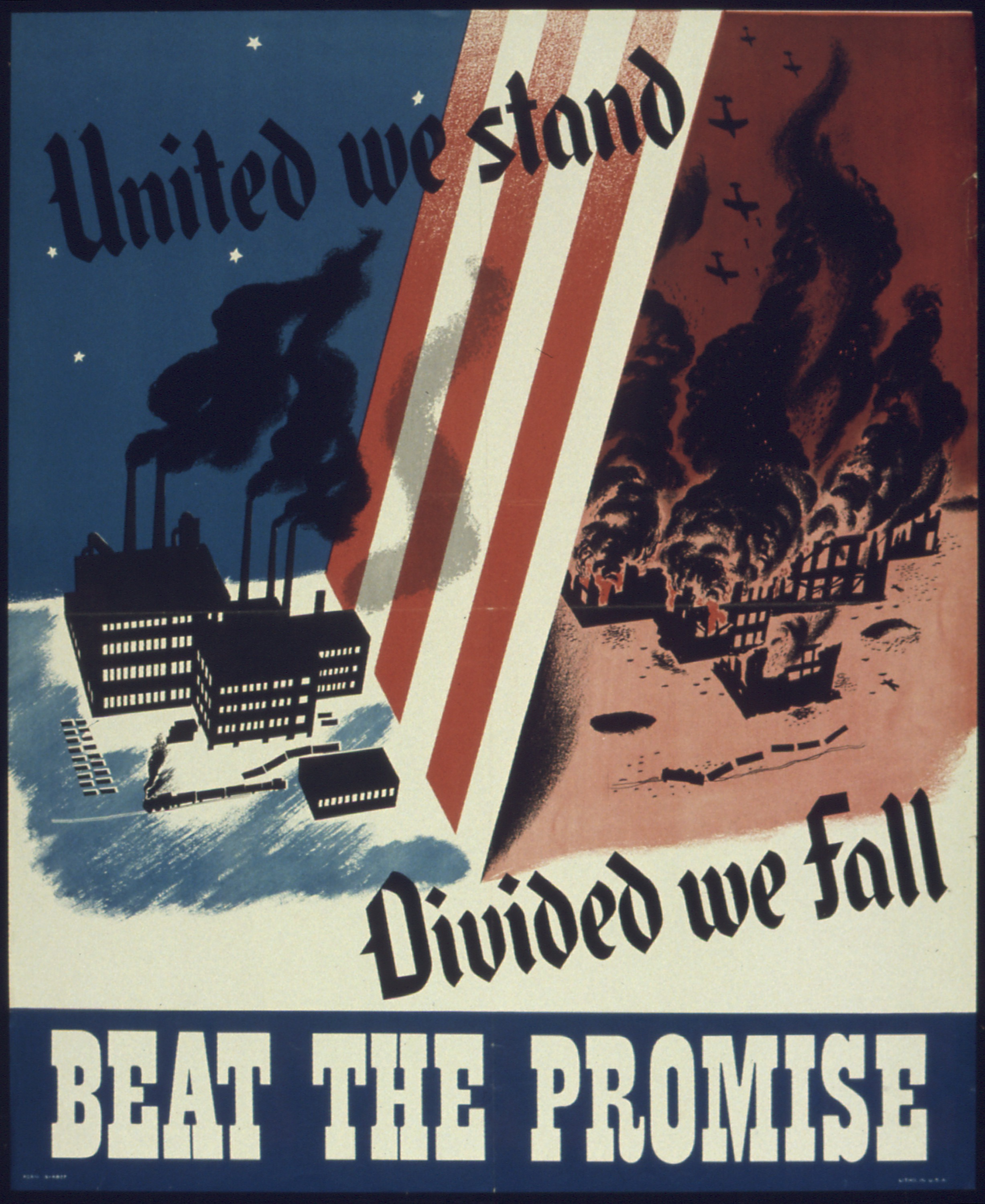 United We Stand Divided We Fall Wikipedia