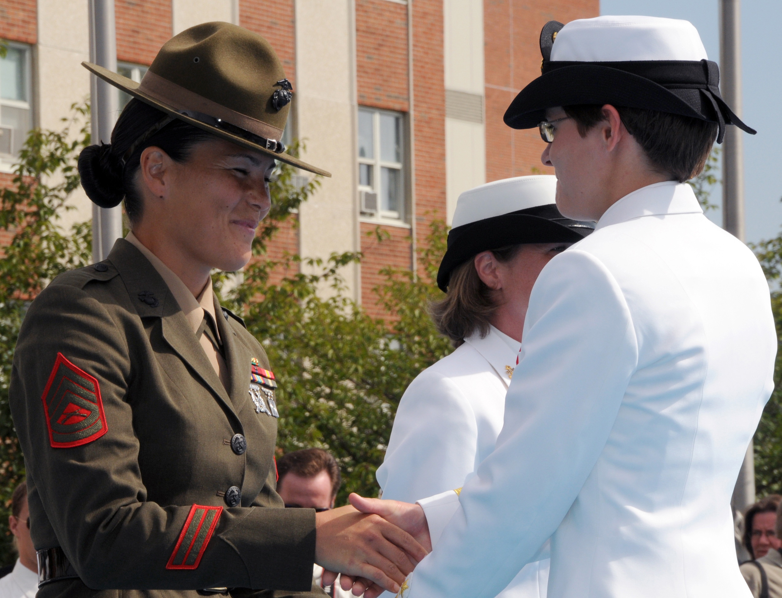 Uniforms of the united states marine corps military wiki fandom powered by wikia - Officer training school marines ...