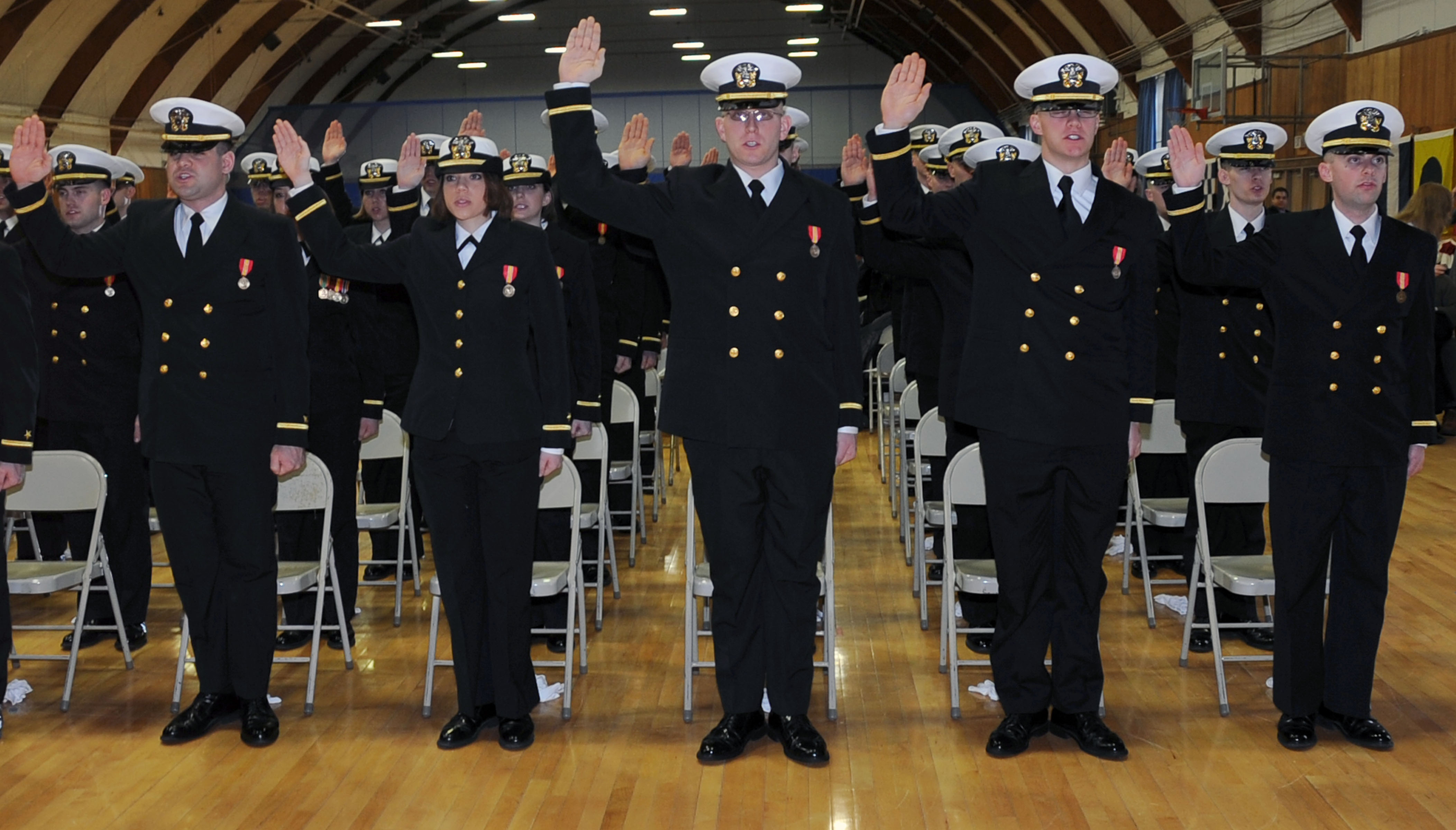 File:US Navy 110311 N WQ300 023 More Than 80 Officer Candidates