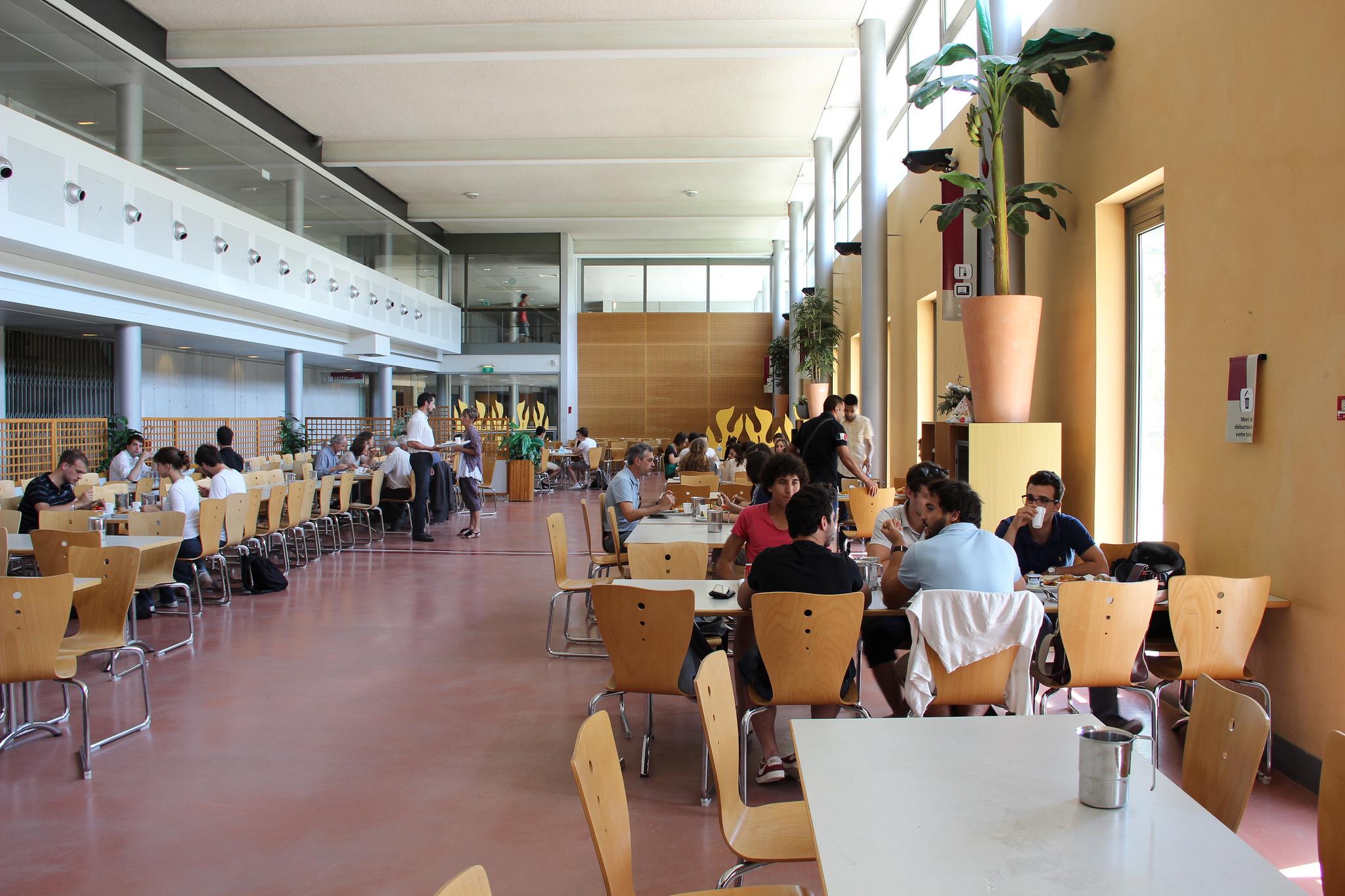 Crous Restaurant Universitaire Strasbourg