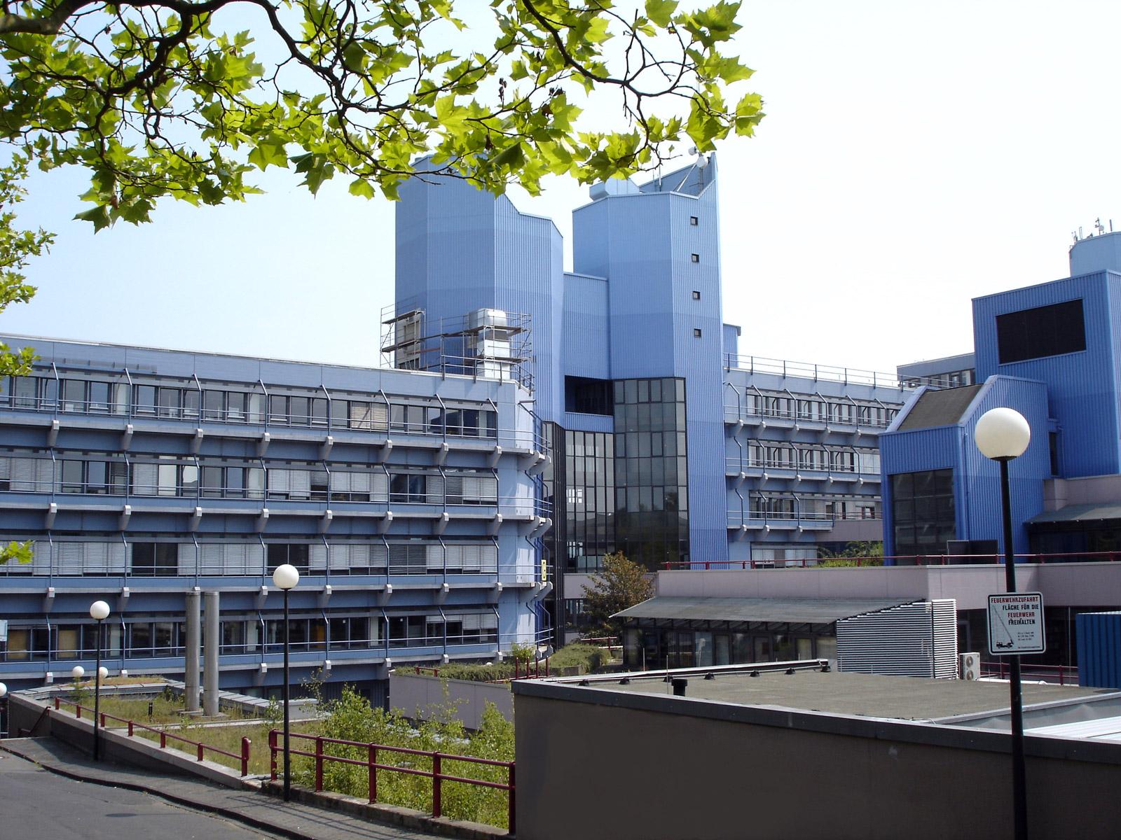 Seidenberg Uni Siegen