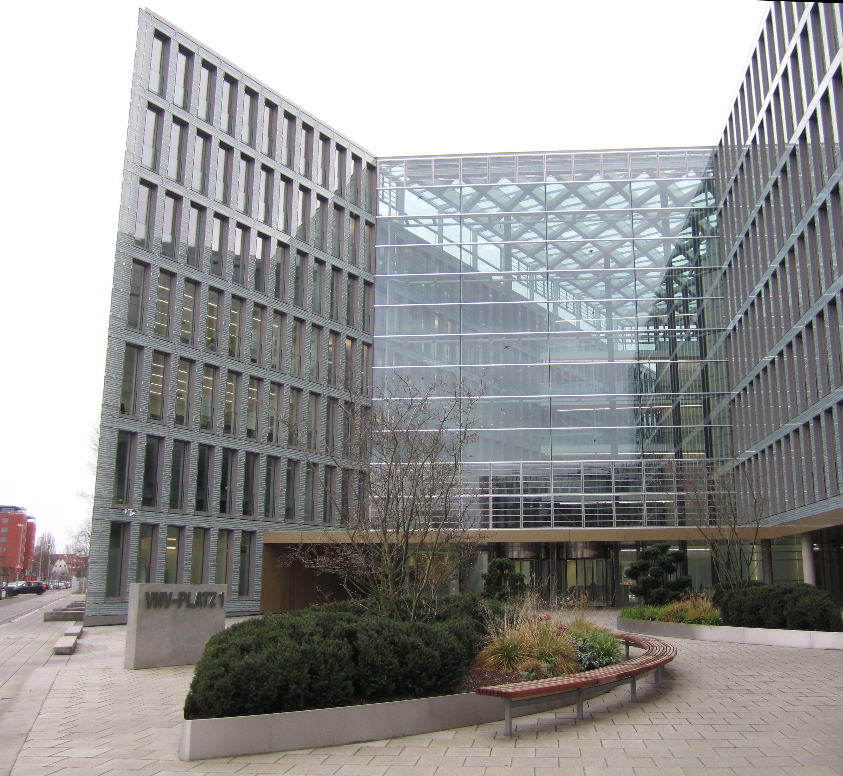 File Vhv Versicherung Hannover Jpg Wikimedia Commons