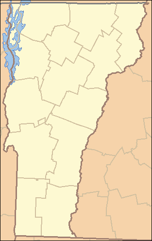 Map Of Vermont Counties. File:Vermont Locator Map.