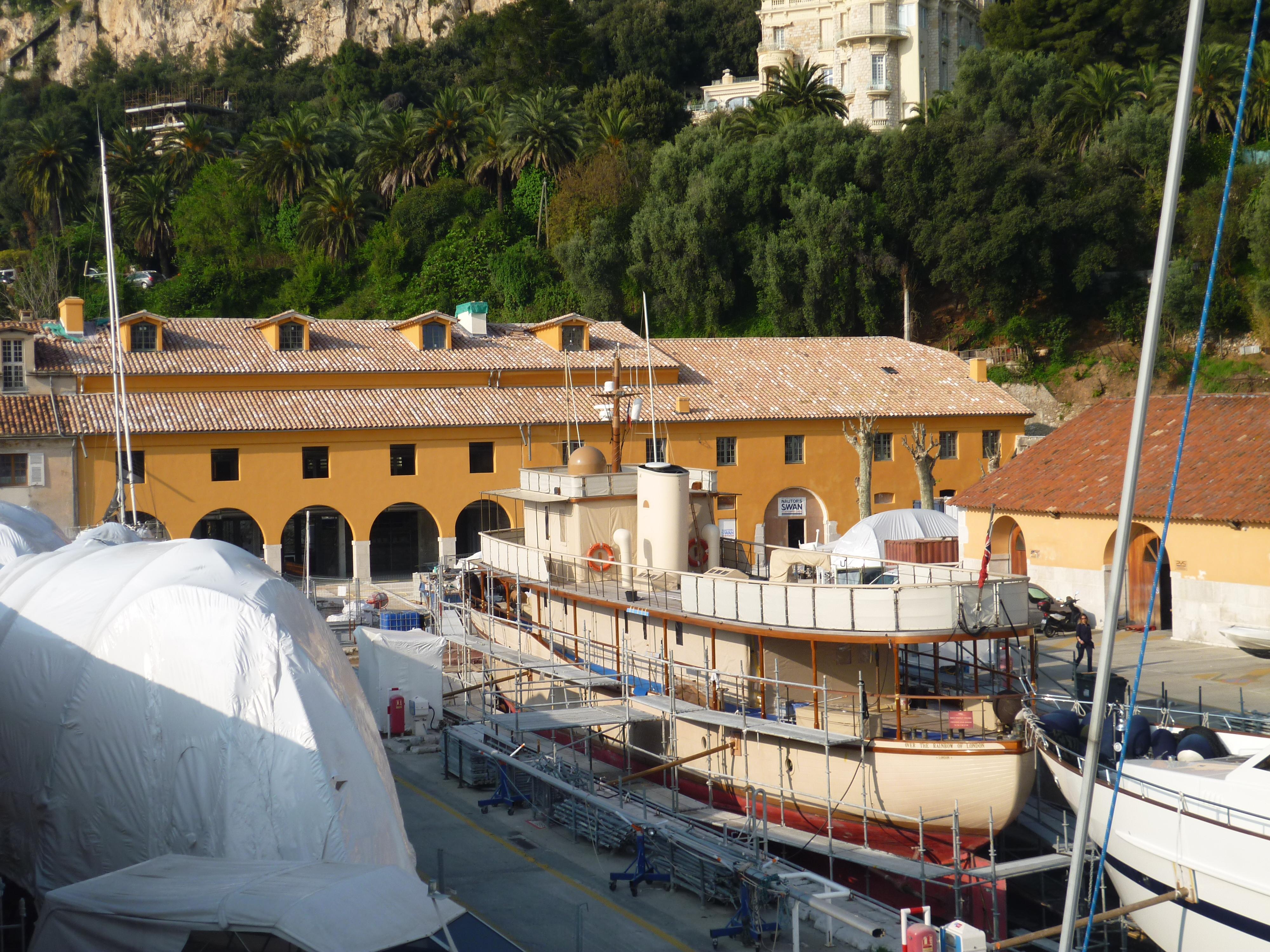 File vieille forge darse de villefranche sur mer jpg wikimedia commons - Port de la darse villefranche sur mer ...