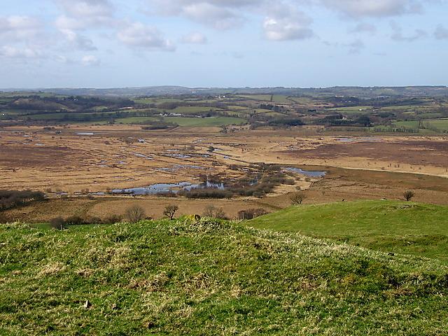 View of Cors Caron - Tregaron Bog - geograph.org.uk - 1214199
