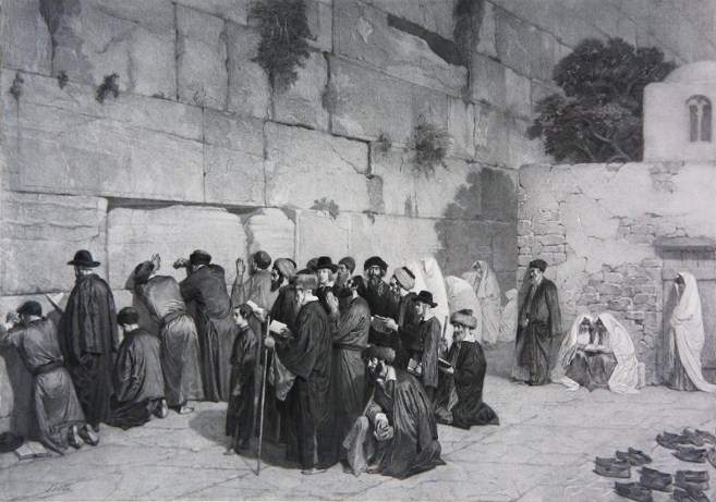 Fichier:Wall of Solomon, c1880.jpg