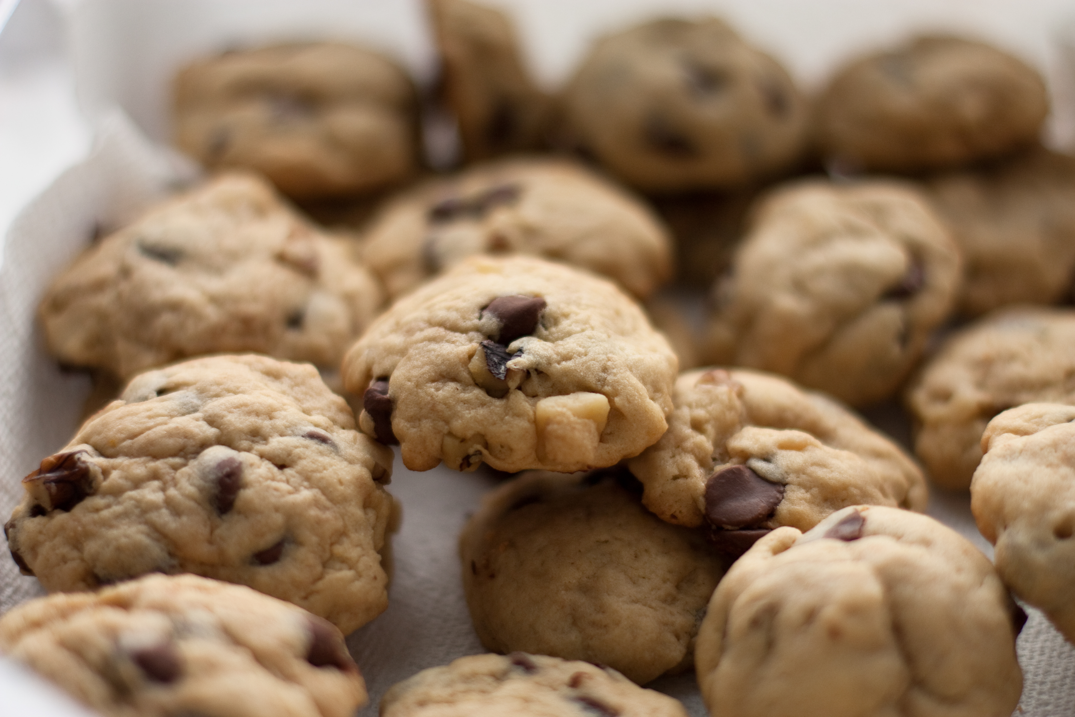 Chocolate Chip Cookies From Cake Mix With Brown Sugar