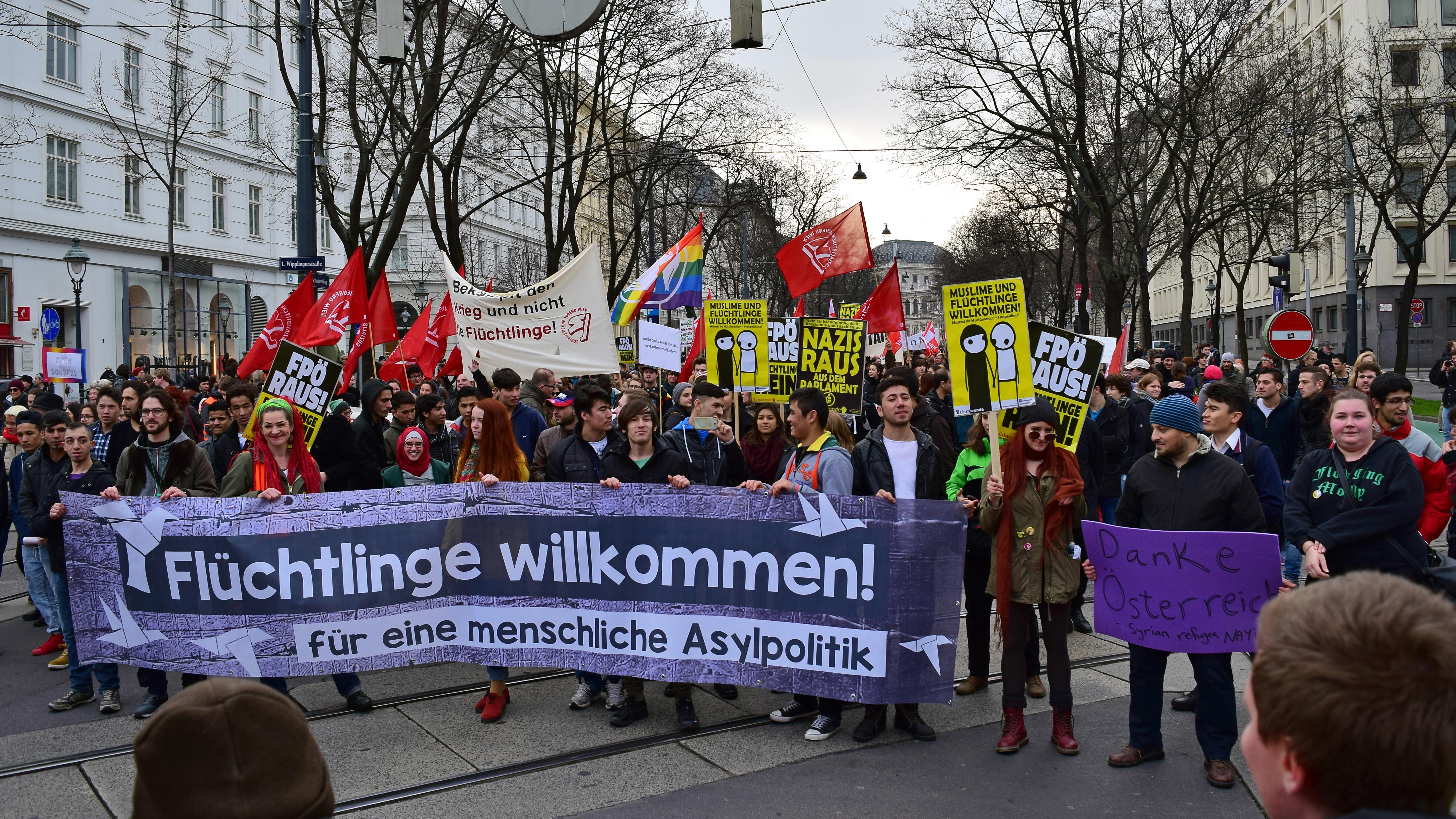 Flüchtlinge Deutschland Wiki
