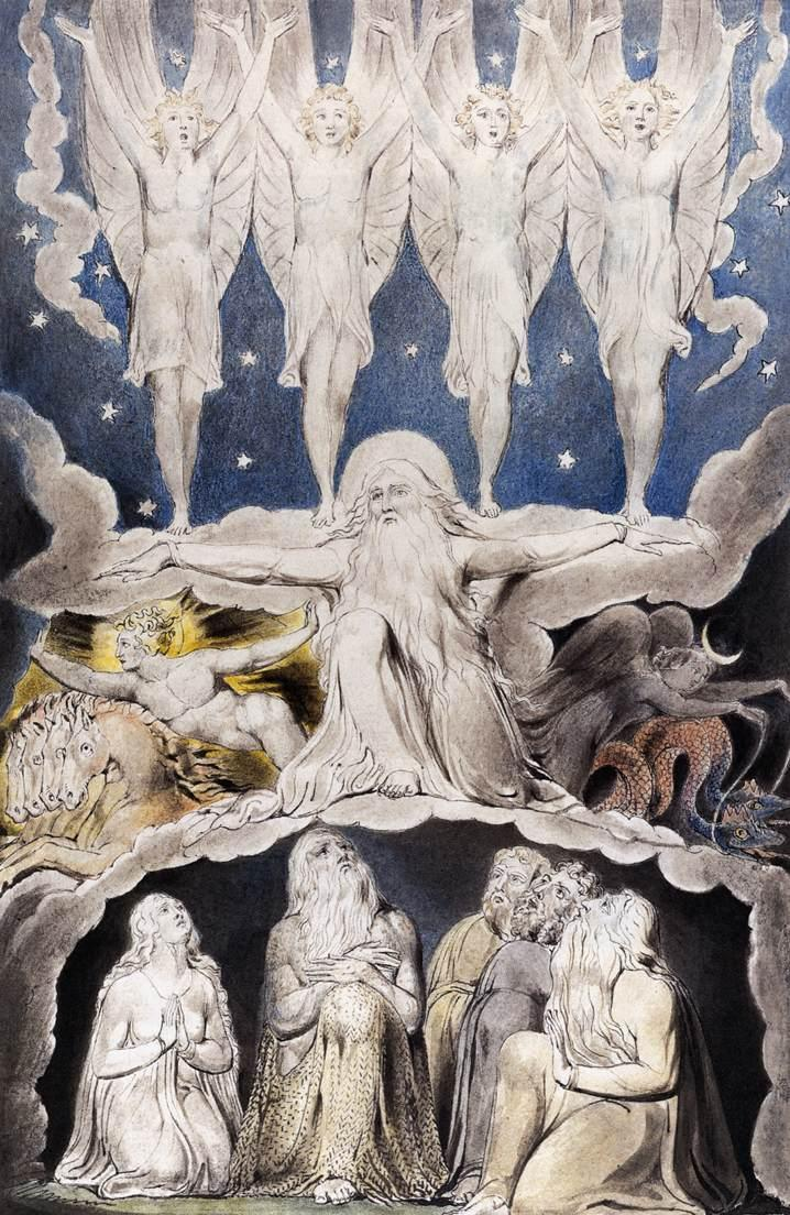 William Blake The Book of Job