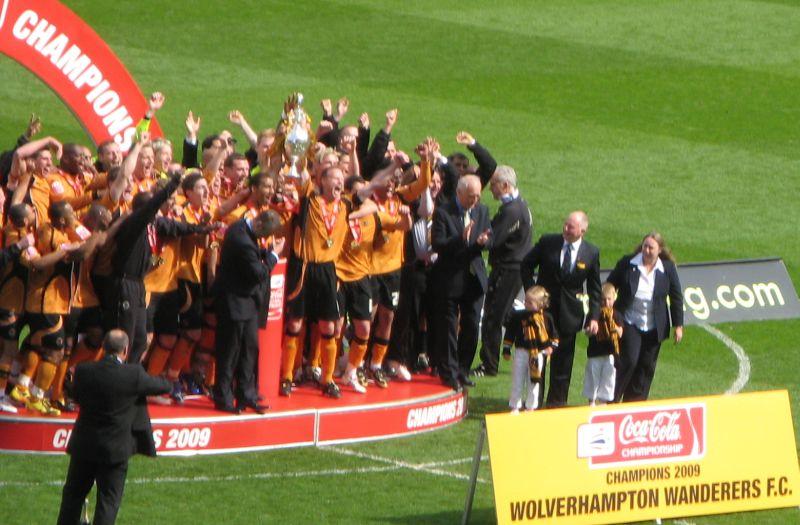 File:Wolves Football League Championship 2008–09 030509 ...