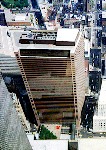 Wtc  Salomon Brothers Building