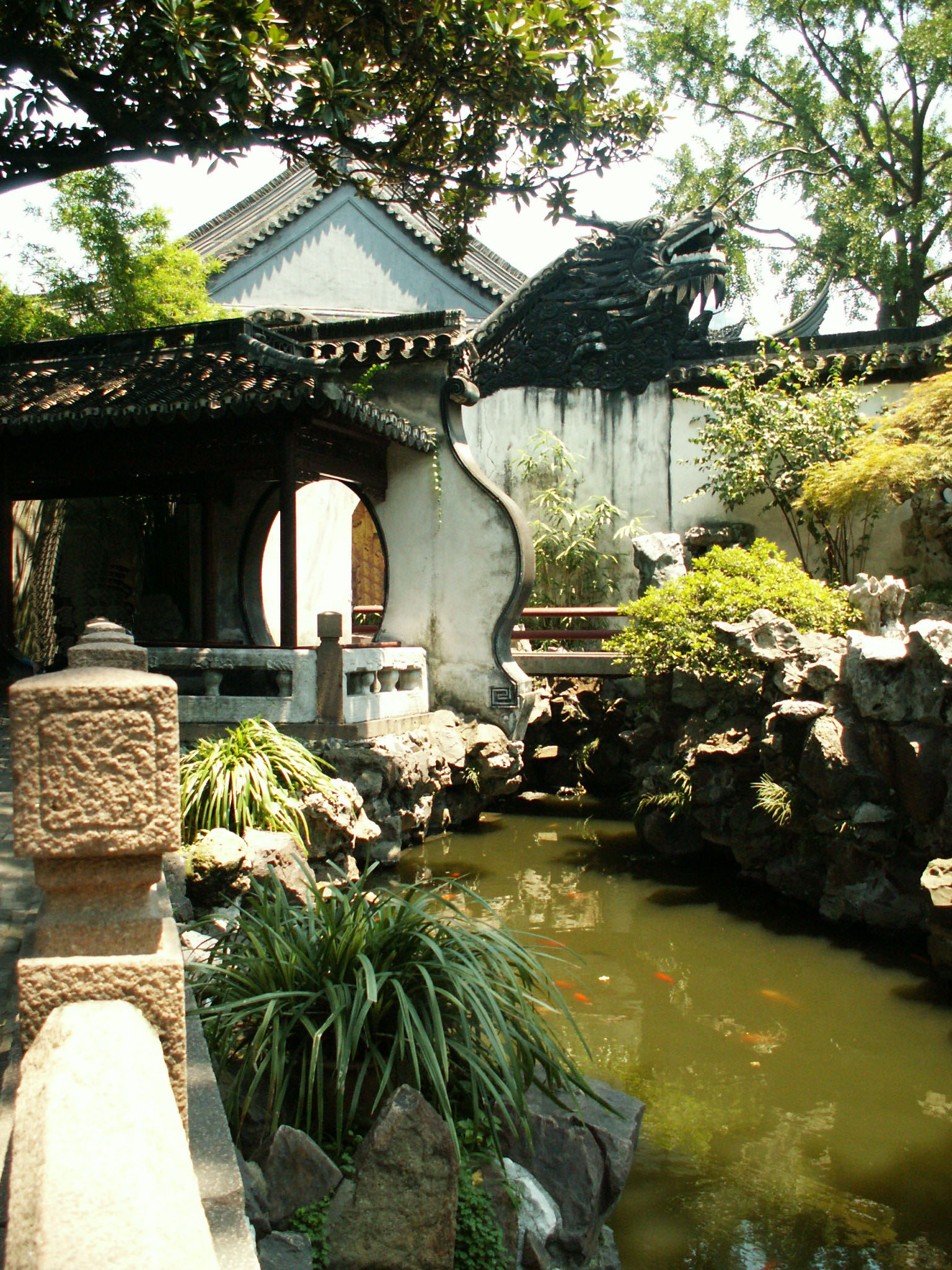 50 Elegant Photos Of Yu Garden In Shanghai Boomsbeat