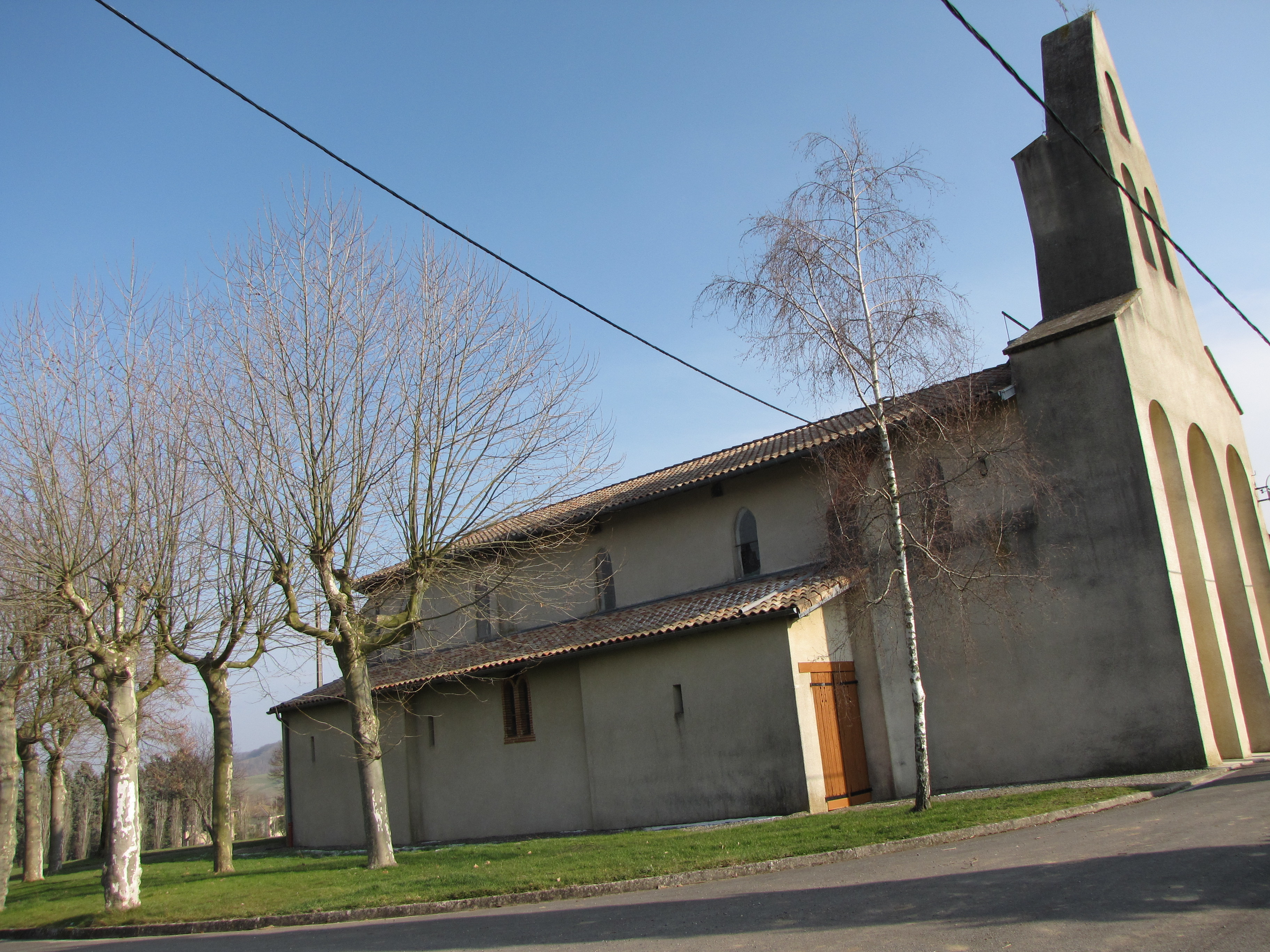 Pouy-de-Touges