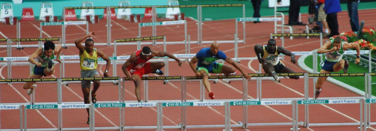 110 meter hurdle trtaining program