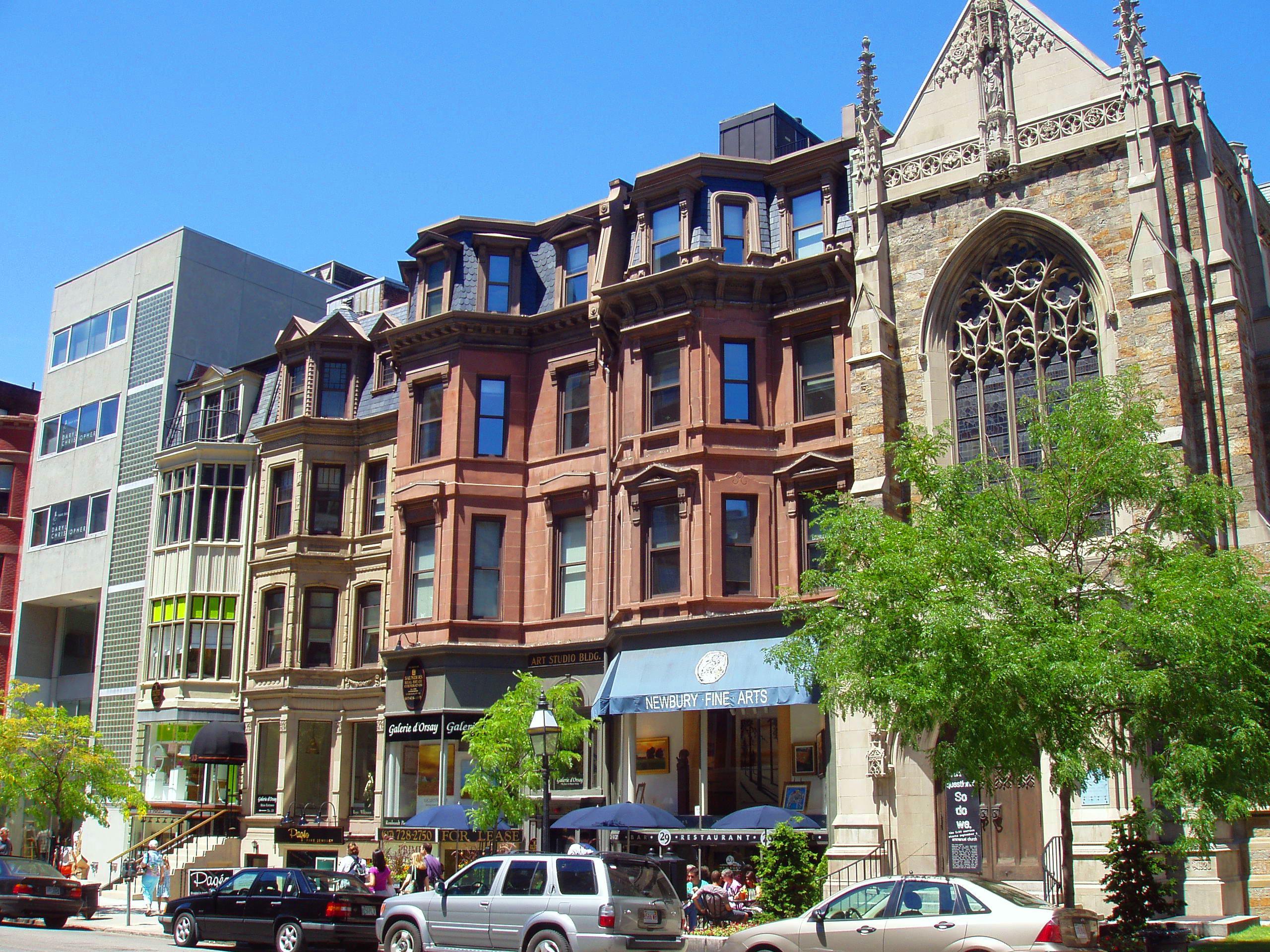Newbury Street Wikipedia