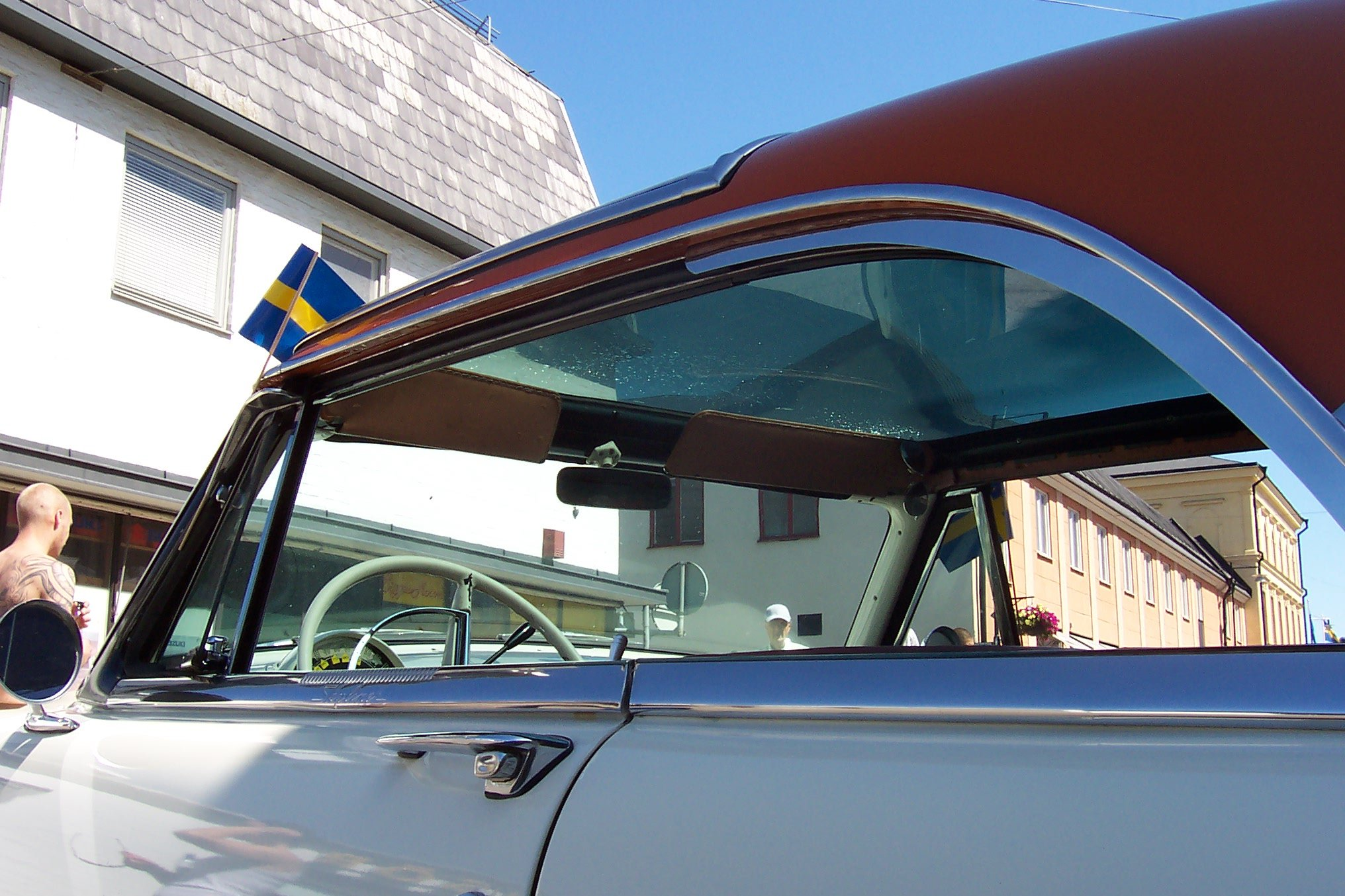 File1954 Ford Crestline Skyliner Roof Wikimedia Commons 1954 Crown Victoria