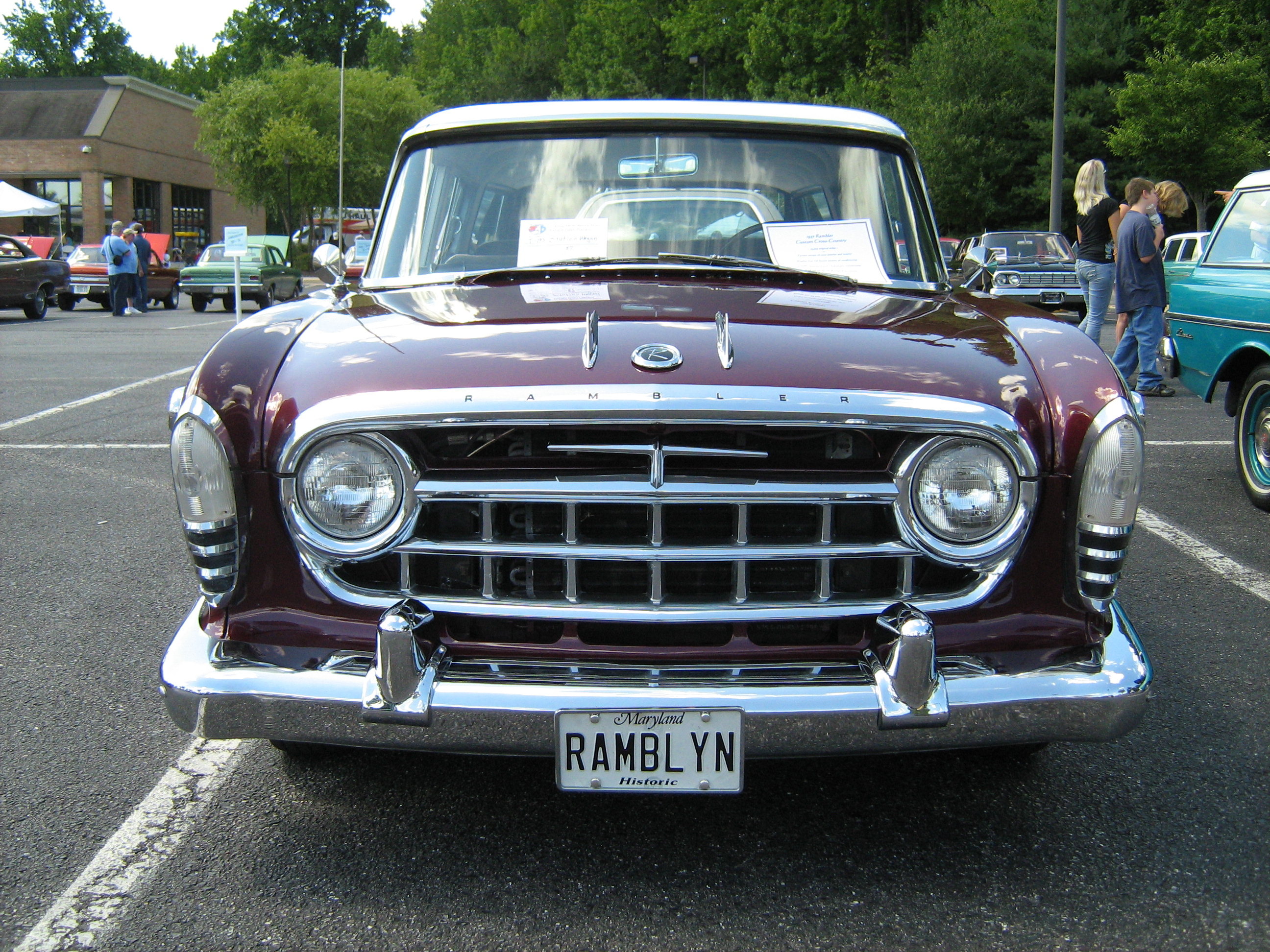File 1957 Rambler Custom Cross Country Wagon Annmd C Jpg