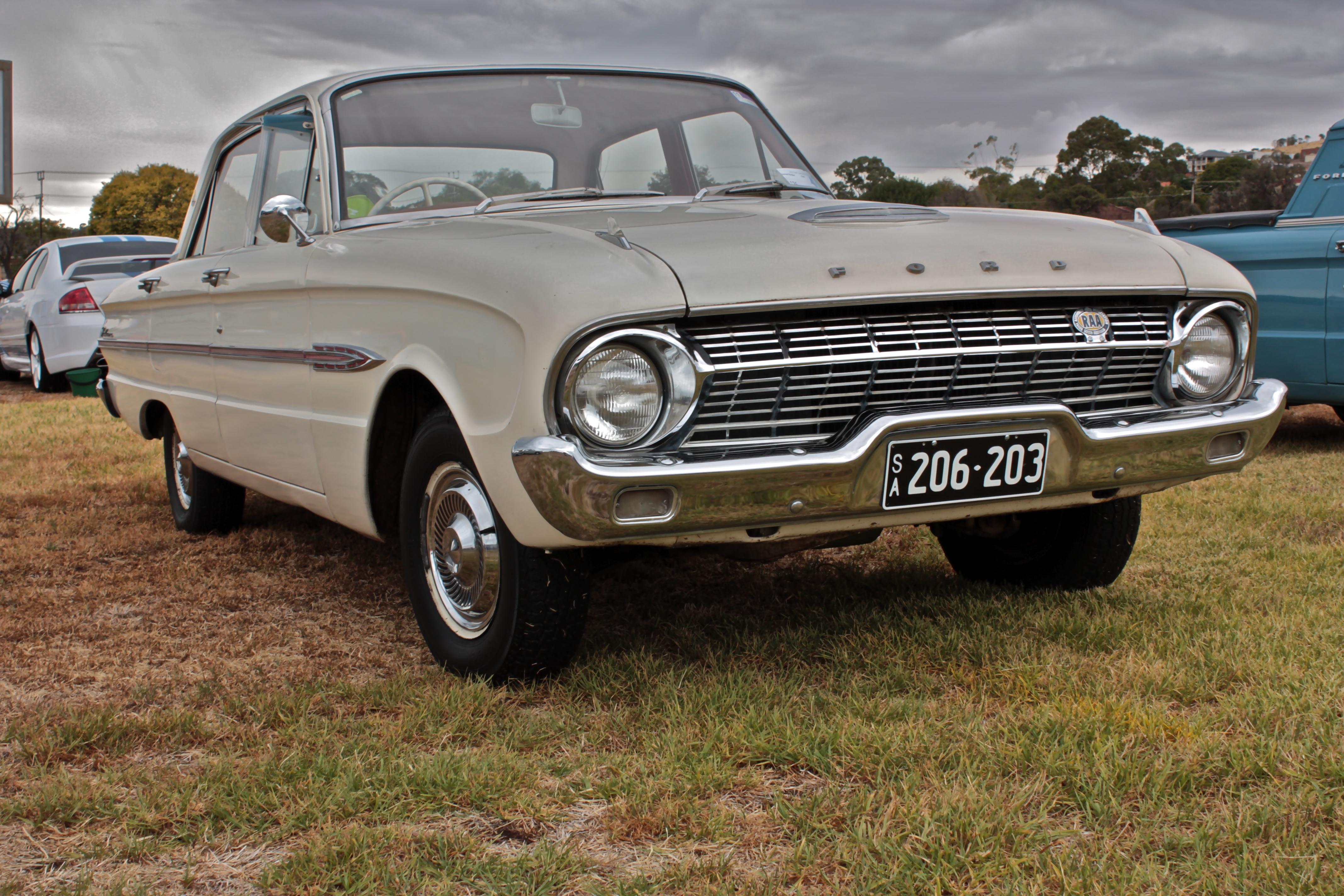 1962 Ford XL Falcon Futura Sedan