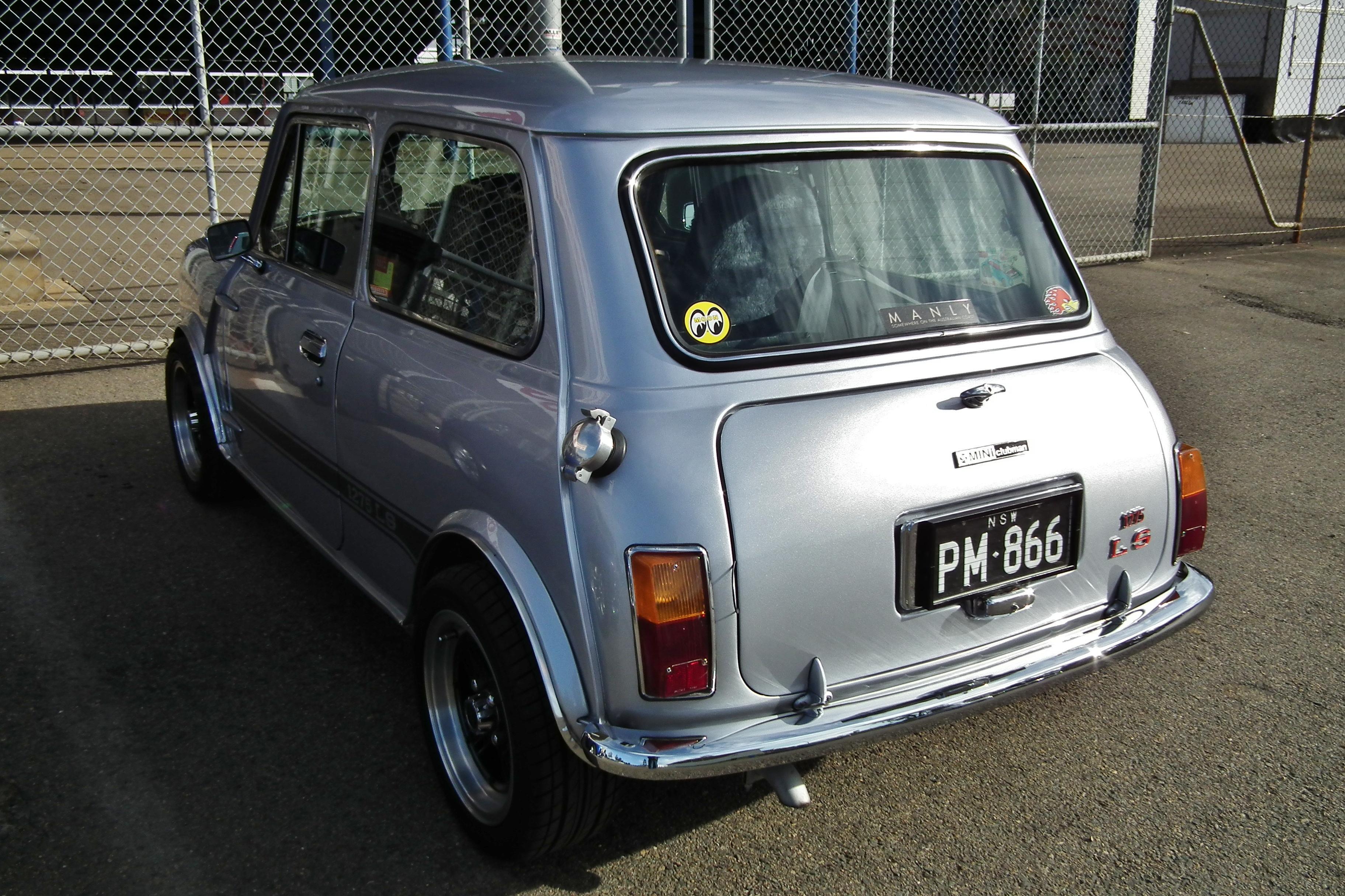 File1978 Leyland Mini Clubman 1275 LS 6055841750jpg