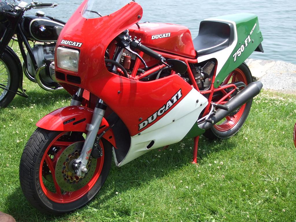 Ducati  Sport Frame Numbers