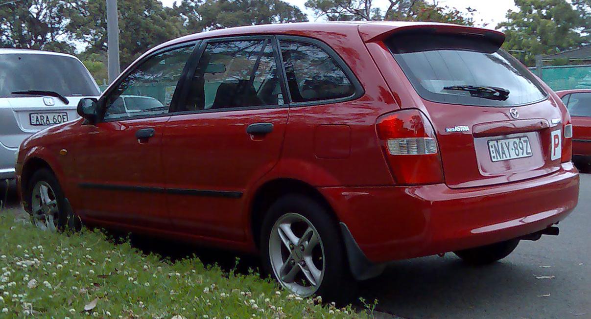 file:1998-2001 mazda 323 (bj) astina 5-door hatchback 01