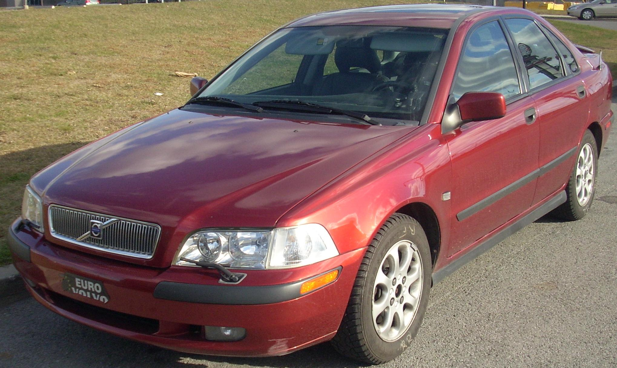File:2000-01 Volvo S40.JPG - Wikimedia Commons