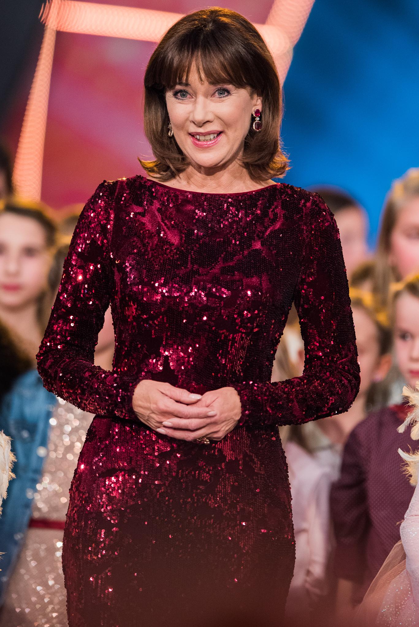 Sabine Sauer Moderatorin