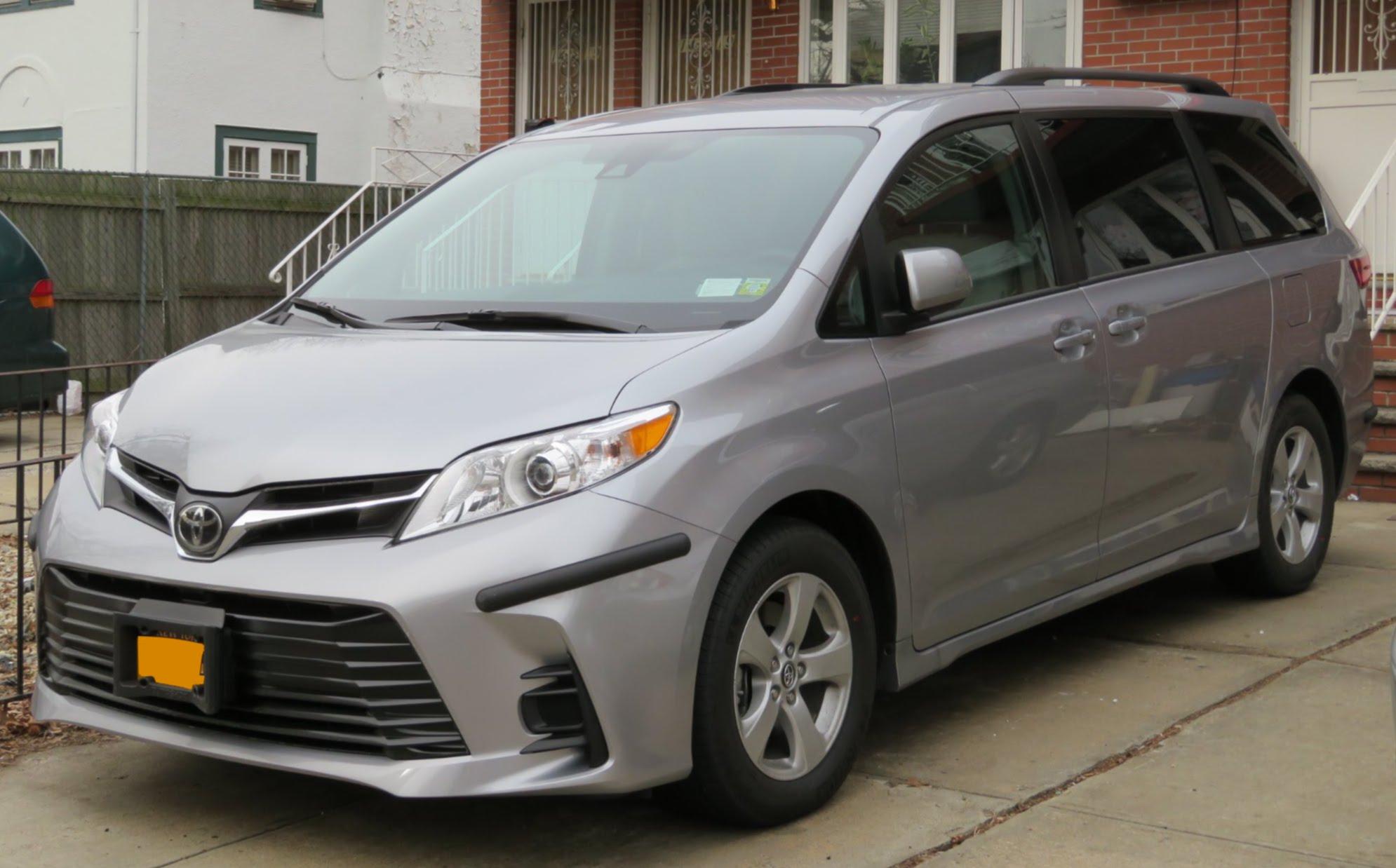 Toyota Sienna Wikiwand
