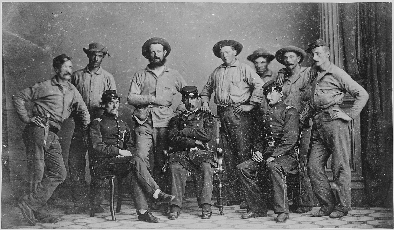 Image Result For Civil War Captain