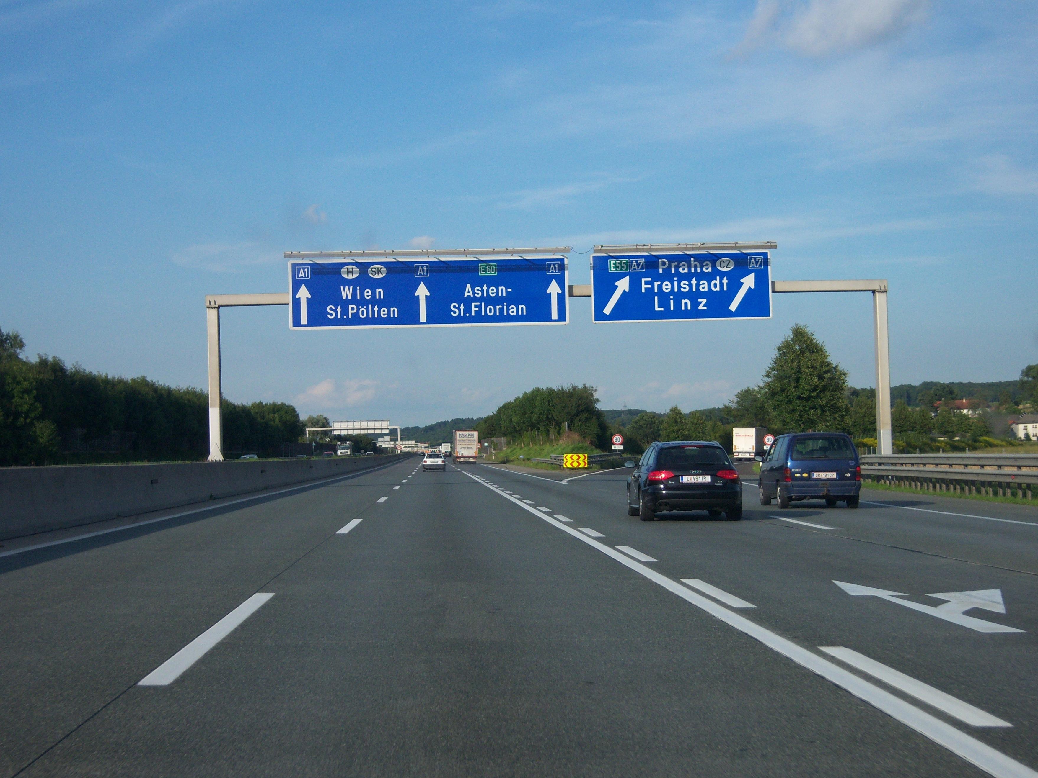 Unfall A1 Wikipedia: Autobahn A1