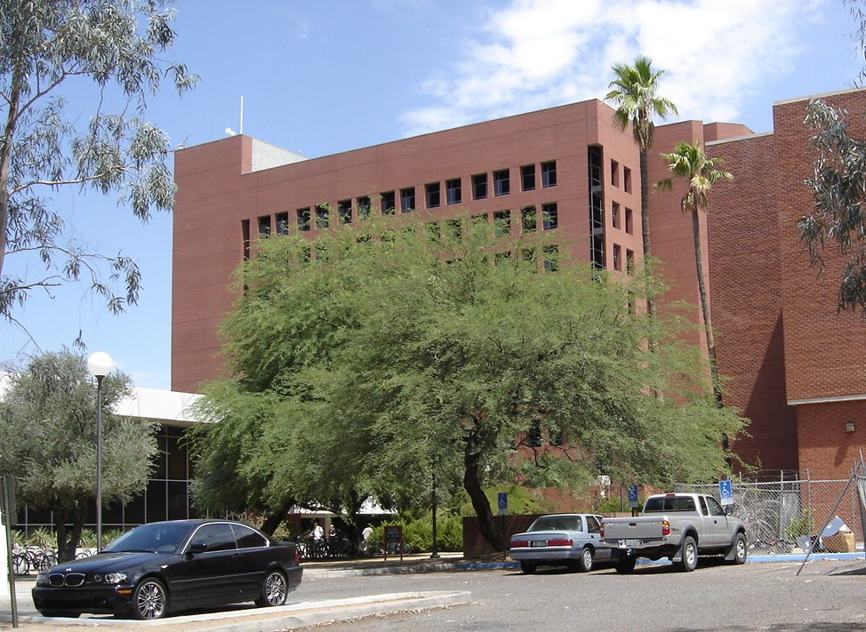 image of University of Arizona