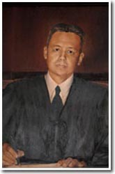 José Abad Santos fifth Chief Justice of the Supreme Court of the Philippines and served as Acting President of the Philippines during World War II