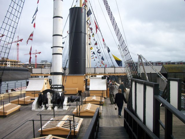 File:Aboard SS Great Britain - geograph.org.uk - 407820.jpg