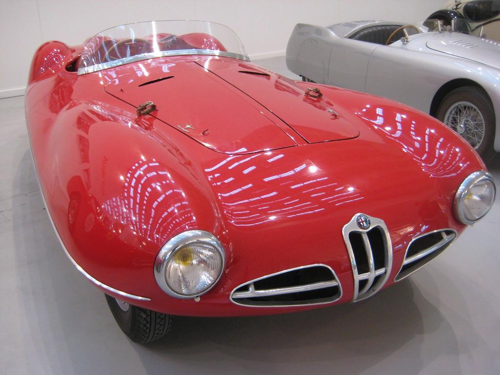 Italian Racing Cars Since