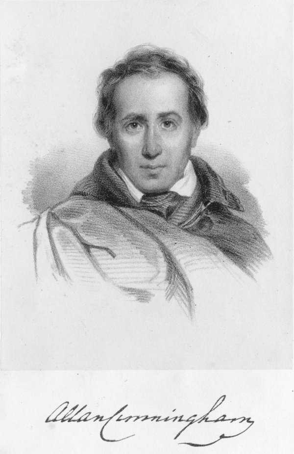 Allan Cunningham biography